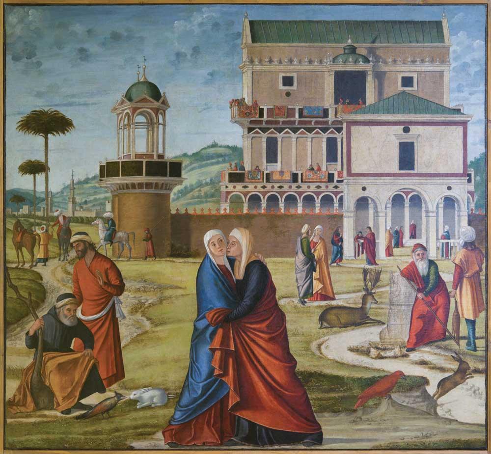 Renaissance Paintings Classical Carpe...